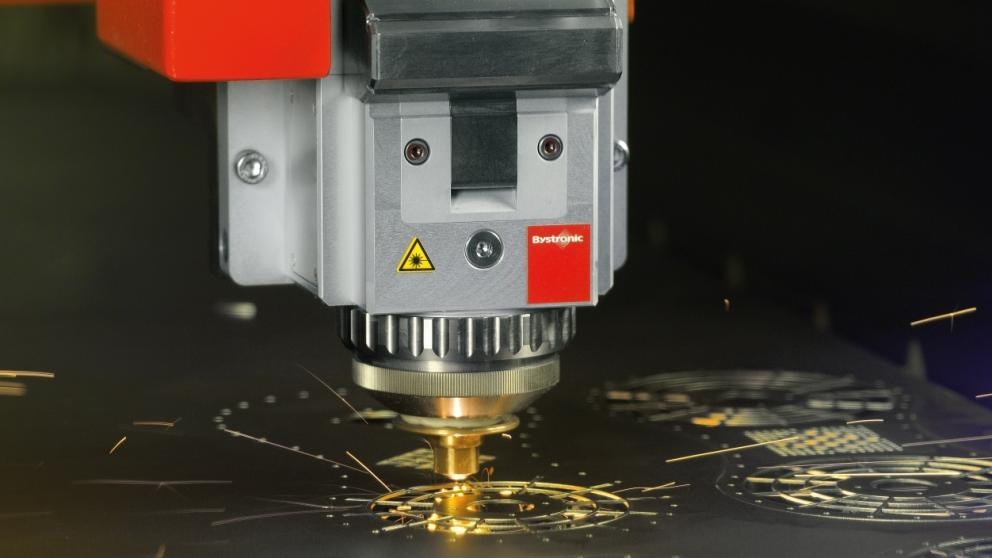 WE CARRY OUT LASER CUTTING BY BYSTRONIC 2D / CO2 LASER