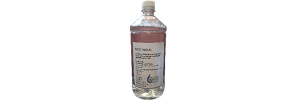 Concentrated anti-spatter liquid BEST WELD 1L T.013a