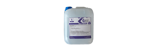 Concentrated anti-spatter liquid  BEST WELD 5L T.013b